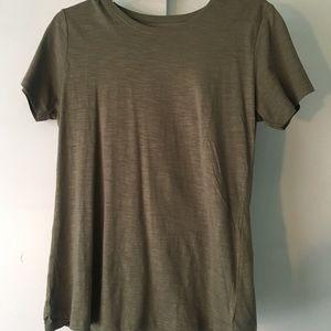 Camo green t shirt